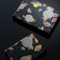 Image Decoupage Art, Korean Outfits, Art Deco Fashion, Japanese Art, Art Drawings, Boxes, Presents, Pretty, Image