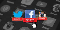 Why Is It So Hard to Delete Social Media Accounts?