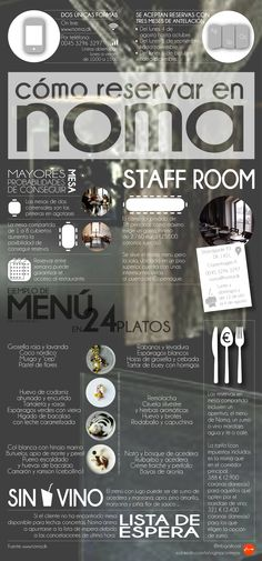 Cómo reservar en el restaurante Noma, considerado mejor del mundo según la revista Magazine.