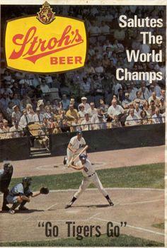 Yes true history!  http://www.baseballforum.com/attachments/baseball-history-teams-yester-year/101d1151690778-beer-ballparks-1969-strohs-beer-ad-baseball.jpg