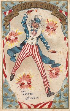 Animated Uncle Sam