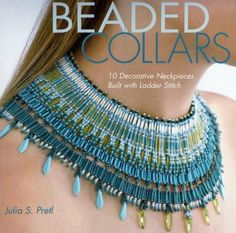 collar of beads and bugles