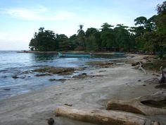 Beach at Puerto Viejo de Talamanca  - Costa Rica!