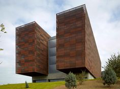 Building of the Year 2009, Educational: Yapi Kredi Bank Academy / TEGET