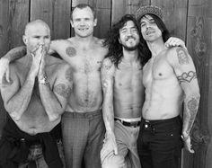 Red Hot Chili Peppers, le piment qui a réveillé la musique californienne !
