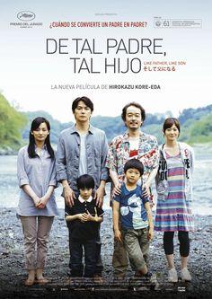 "Trailer de la película ""De Tal Padre Tal Hijo"" del director Hirokazu Koreeda"