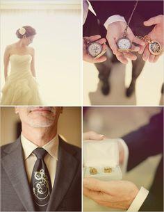 brandon kidd photography - Steampunk Wedding