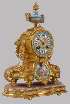 Ormolu: method of fusing a layer of gold leaf onto brass or bronze