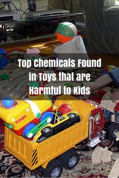 Next time you purchase a toy - perhaps check the labelling for hamrful chemicals. Baby Safety, Safety Tips, Child Safety, Kids Allergies, Peaceful Life, Childproofing, Founded In, How To Protect Yourself, Kids Toys