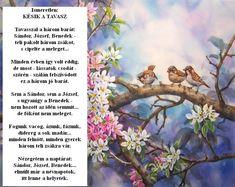 KÉSIK A TAVASZ Education, Spring, Painting, Painting Art, Paintings, Onderwijs, Painted Canvas, Learning, Drawings