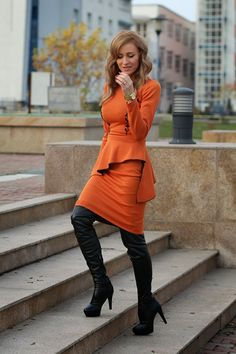 Thigh high boots   » Suit me up !Ioana Chisiu | Fashion, Beauty & Lifestyle Blog
