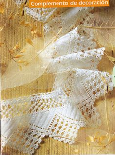 Gallery.ru / Фото #4 - Ganchillo 273 - accessories