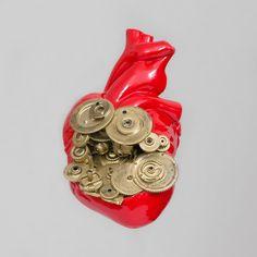 Gears ... #teodosio #heart #gears #art