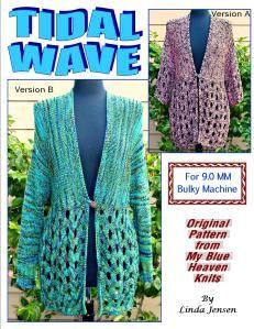 Tidal Wave Jacket for Etsy
