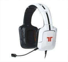 Fone Tritton 720 7.1 Surround Headset for Xbox 360 and PS3 White #Fone #Tritton