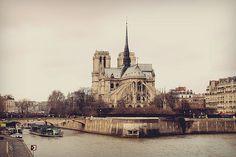 Notre-Dame, Paris. #Paris #NotreDame