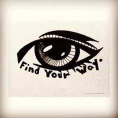 Find your way. By Anne Marie Price #AMP www.ampriceart.com #ampriceart #drawing #ink #CA #LA #eye