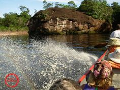 Canaima – Auf dem Orinoco Fluss, #insidertips #venezuela