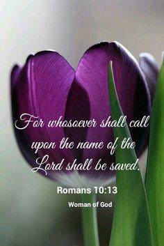 Romans 10:13 KJV
