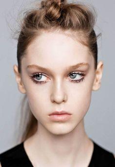 Eye makeup inspiration #soft #natural #makeup