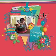 celebrate one year older - keley designs   card me 2 - miss fish   http://store.gingerscraps.net/One-Year-Older-Bundle-by-Keley-Designs.html   http://store.gingerscraps.net/Card-Me2Templates.html