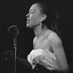 Billie Holiday in Milano - 1958