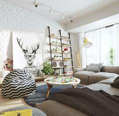 wohnraumgestaltung: einrichtungsstil Übersicht + 50 ideen