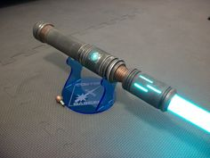 Vetrata, a TOR saber by LDM custom sabers