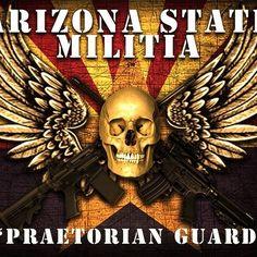 Will Roberts Weekly Telegram -exclusive interview- ARIZONA MILITIA -Col. Reaper by WillRobertsWeeklyRadio on SoundCloud
