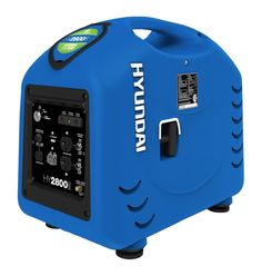 Hyundai Generator Inverter Gasoline 2800 W Standby Electricity Portable Power