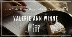 (This was an article posted on Gliterary Girl's website)  Gliterary Girl welcomes Valerie Ann Winne, debut author of science fiction. This dynamic writer has gifted us an interview, an essay and a fabulous recipe to go with it all. So first, let's get to know a little about Valerie.  So you've written a sci-fi book about bees entitled, Plight of the Honeybee. I've heard the environmental outcomes from the extinction of these creatures but give us a little insight.  Well, the dwindling...