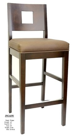 Barstool. Maybe with a different back.