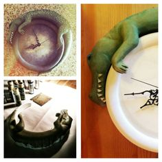 Tick Tock Crock Clock