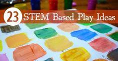 Melissa and Doug STEM Based Play Ideas