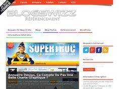 Déscription des auteur de Pinguinalité chez Blogwizz