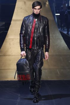 Philipp Plein Fall/Winter 2016-2017 Menswear Fashion Show