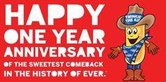 One Year! Sweetest Comeback