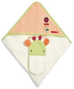 Jamboree - Hooded Towel & Mitt - Jamboree - Mamas & Papas
