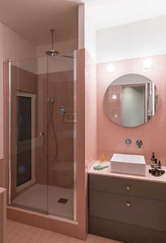 19 makeup room ideas to brighten your morning routine 00012 Home Room Design, Room Design, Bathroom Interior Design, House Rooms, Restroom Design, Makeup Room Decor, Home Design Decor, Girl Bedroom Decor, Pinterest Room Decor