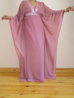 abaya rose