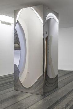 Anish Kapoor - Non-Object (Door) - 2008