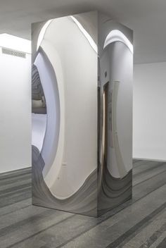 Anish Kapoor - Non-Object (Door) - 2008