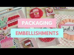 ❤️ Packaging Embellishments ❤️ - YouTube