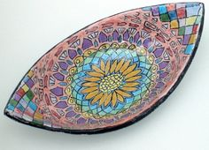 hand painted majolica pottery by Vickie Dumas on ARTwanted