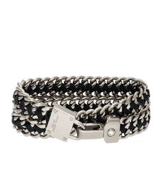 Padlock Leather Wrap BraceletPadlock Leather Wrap Bracelet