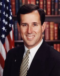 Angry/Upset: There is nobody that scares me more than Rick Santorum. I hate his policies and his face, too.