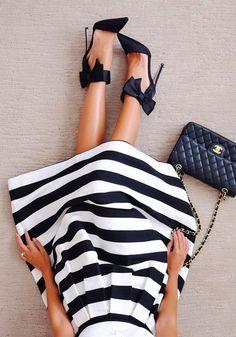 Classy stripes