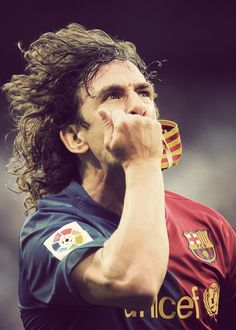 Carles, Puyol - Barcelona, Spain.