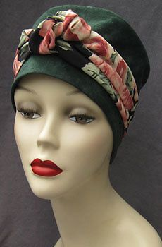 Cap Hat for Cancer Chemo Patient Hair Loss Hat