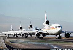 McDonnell Douglas DC-10-10 National Airlines